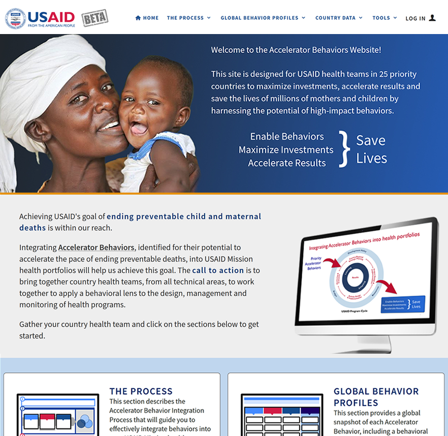 USAID Accelerator Behaviors