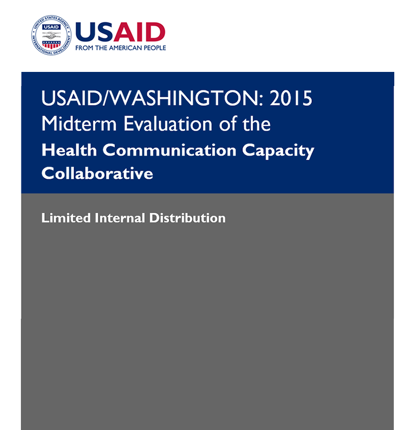 Health Communication Capacity Collaborative